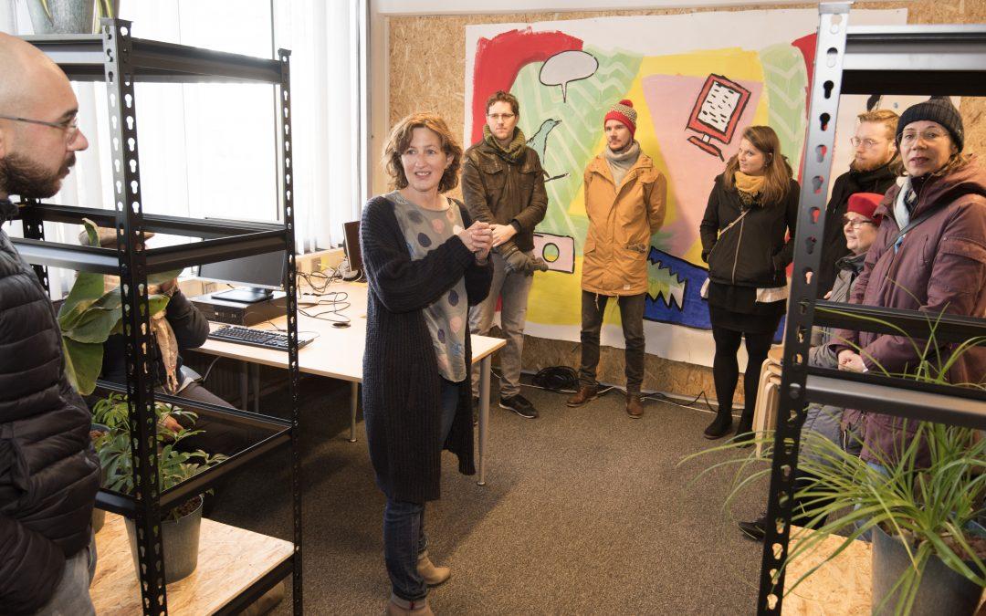 Blauwe Krokodil helpt werkgevers met hun verplichte invulling van social return