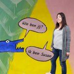 Werken bij de Blauwe Krokodil, maak kennis met Susan