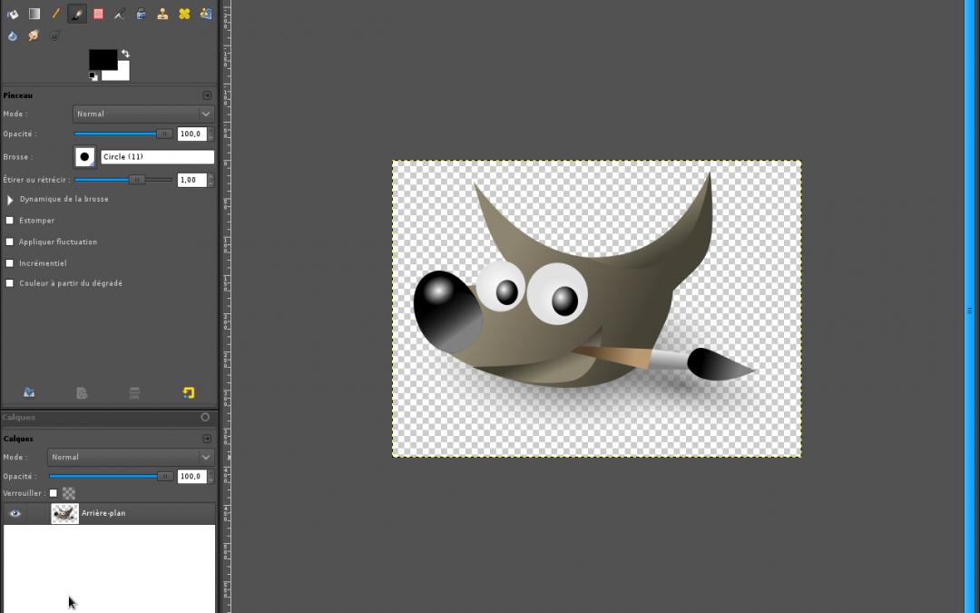 Thematraining GIMP