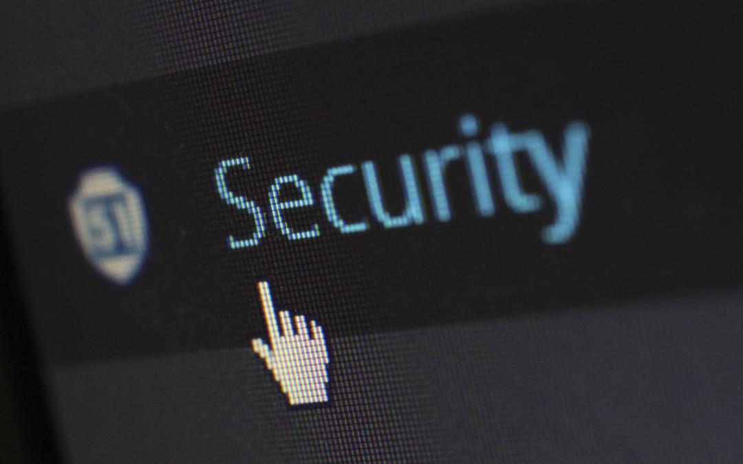 Hoe beveilig ik de persoonsgegevens?